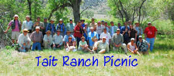 Tait Ranch Outing