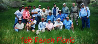 2010 Tait Ranch Outing