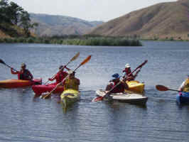 Women in the Outdoors - Kayak Lessons